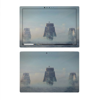 Microsoft Surface Pro 4 Skin - Black Sails