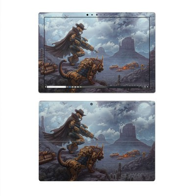 Microsoft Surface Pro 4 Skin - Bounty Hunter
