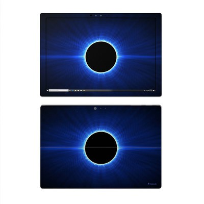 Microsoft Surface Pro 4 Skin - Blue Star Eclipse