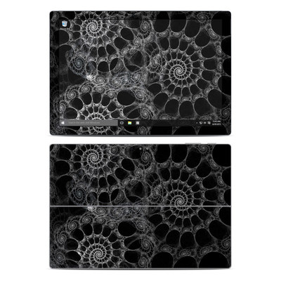 Microsoft Surface Pro 4 Skin - Bicycle Chain