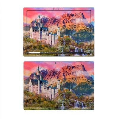 Microsoft Surface Pro 4 Skin - Castle Majesty