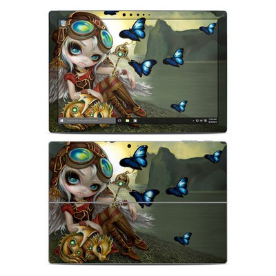 Microsoft Surface Pro 4 Skin - Clockwork Dragonling
