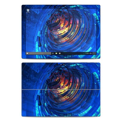Microsoft Surface Pro 4 Skin - Clockwork