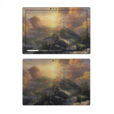 Microsoft Surface Pro 4 Skin - The Cross