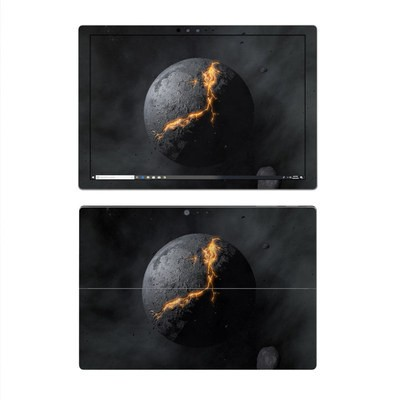 Microsoft Surface Pro 4 Skin - Crucible
