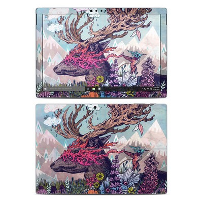 Microsoft Surface Pro 4 Skin - Deer Spirit