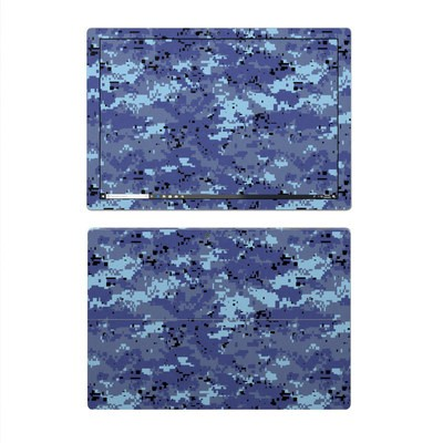 Microsoft Surface Pro 4 Skin - Digital Sky Camo