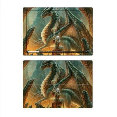 Microsoft Surface Pro 4 Skin - Dragon Mage