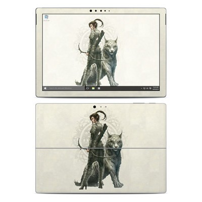 Microsoft Surface Pro 4 Skin - Half Elf Girl
