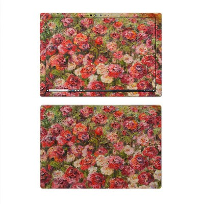 Microsoft Surface Pro 4 Skin - Fleurs Sauvages