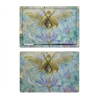 Microsoft Surface Pro 4 Skin - When Flowers Dream