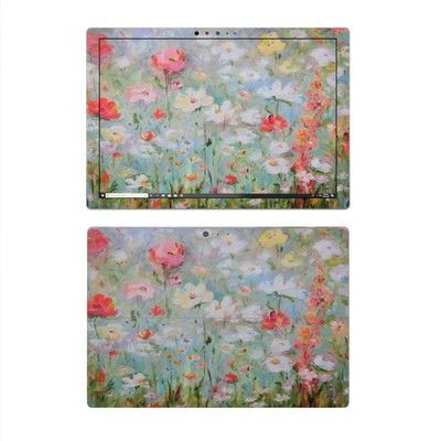 Microsoft Surface Pro 4 Skin - Flower Blooms