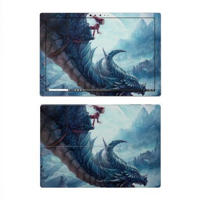 Microsoft Surface Pro 4 Skin - Flying Dragon