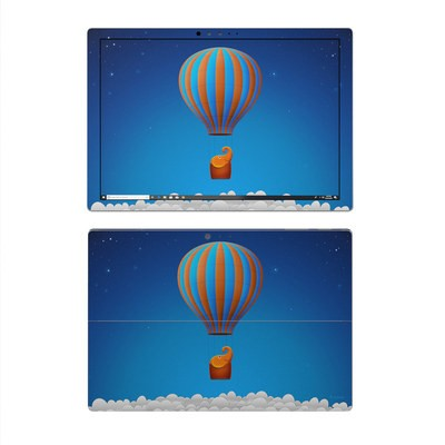Microsoft Surface Pro 4 Skin - Flying Elephant
