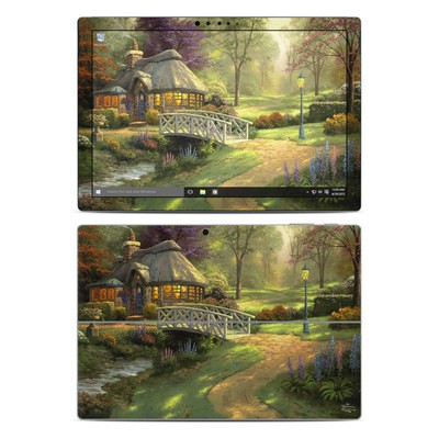 Microsoft Surface Pro 4 Skin - Friendship Cottage