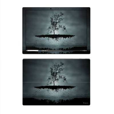 Microsoft Surface Pro 4 Skin - Flying Tree Black