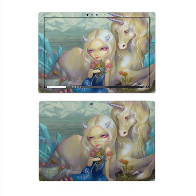 Microsoft Surface Pro 4 Skin - Fiona Unicorn