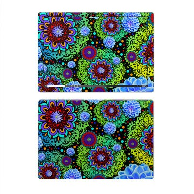 Microsoft Surface Pro 4 Skin - Funky Floratopia