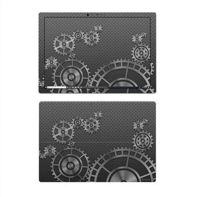 Microsoft Surface Pro 4 Skin - Gear Wheel