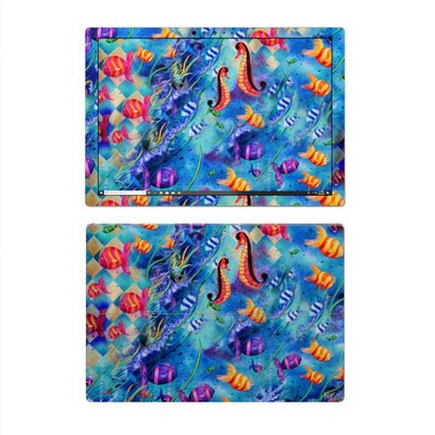 Microsoft Surface Pro 4 Skin - Harlequin Seascape