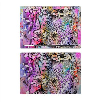 Microsoft Surface Pro 4 Skin - Hot House Flowers