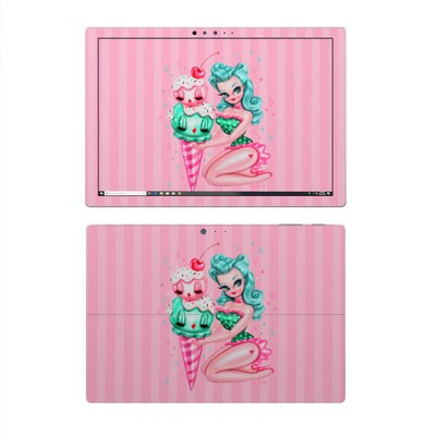 Microsoft Surface Pro 4 Skin - Ice Cream