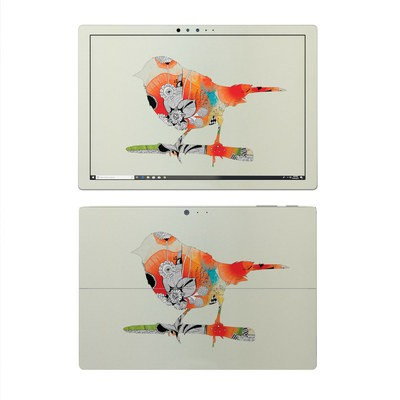 Microsoft Surface Pro 4 Skin - Little Bird