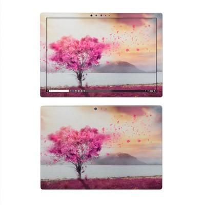 Microsoft Surface Pro 4 Skin - Love Tree