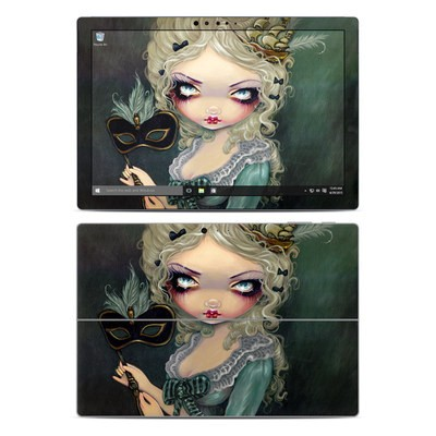 Microsoft Surface Pro 4 Skin - Marie Masquerade