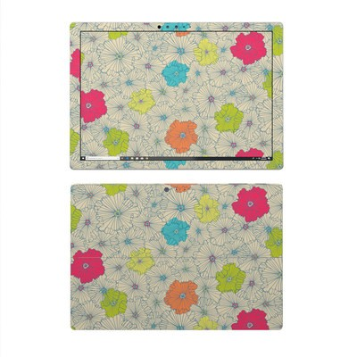 Microsoft Surface Pro 4 Skin - May Flowers