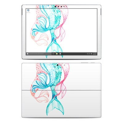 Microsoft Surface Pro 4 Skin - Mermaid Tails