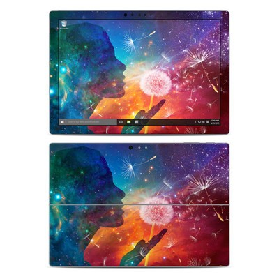 Microsoft Surface Pro 4 Skin - Million Stars