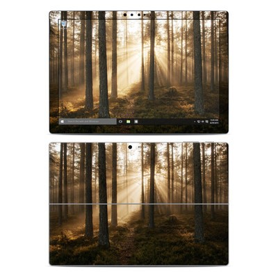 Microsoft Surface Pro 4 Skin - Misty Trail