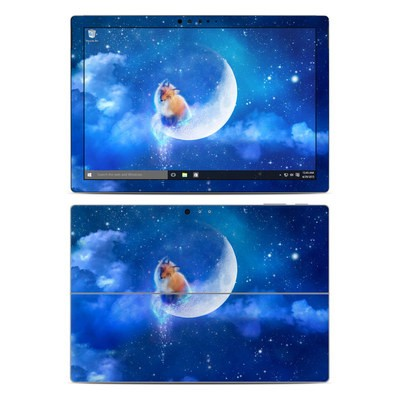 Microsoft Surface Pro 4 Skin - Moon Fox