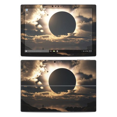 Microsoft Surface Pro 4 Skin - Moon Shadow
