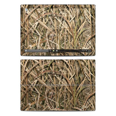 Microsoft Surface Pro 4 Skin - Shadow Grass Blades