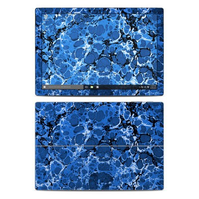 Microsoft Surface Pro 4 Skin - Marble Bubbles
