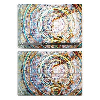 Microsoft Surface Pro 4 Skin - Mystical Medallion