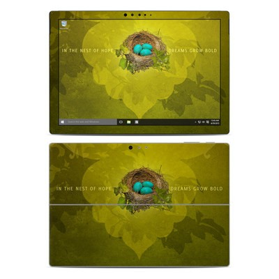 Microsoft Surface Pro 4 Skin - Nest of Hope