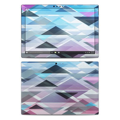 Microsoft Surface Pro 4 Skin - Night Rush