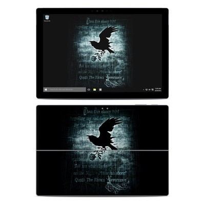 Microsoft Surface Pro 4 Skin - Nevermore