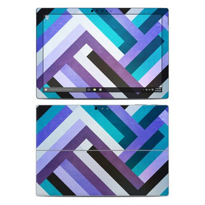 Microsoft Surface Pro 4 Skin - Ocean Light