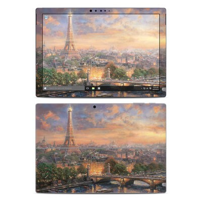 Microsoft Surface Pro 4 Skin - Paris City of Love
