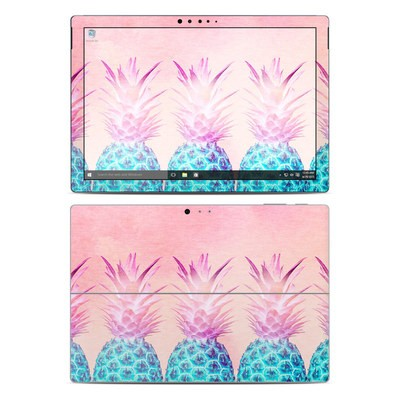 Microsoft Surface Pro 4 Skin - Pineapple Farm