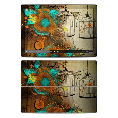 Microsoft Surface Pro 4 Skin - Rusty Lace