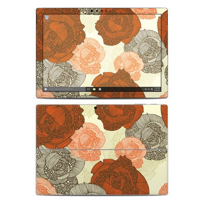 Microsoft Surface Pro 4 Skin - Roses