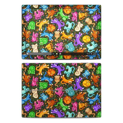 Microsoft Surface Pro 4 Skin - Sew Catty