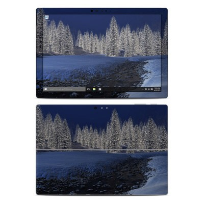 Microsoft Surface Pro 4 Skin - Snowy Creek