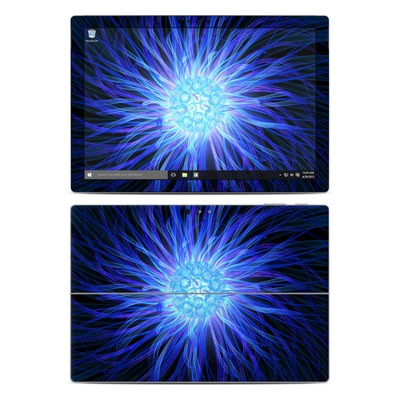 Microsoft Surface Pro 4 Skin - Something Blue