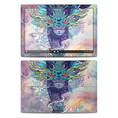 Microsoft Surface Pro 4 Skin - Spectral Cat